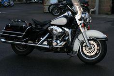 My Harley Davidson Road King 2005 FLHPI