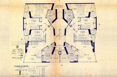 Casa de la Marina (1951-52) de José Antonio Coderch
