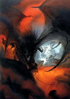 Mundo Tolkien: Galería de John Howe