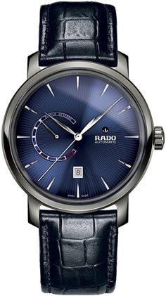 Rado Watch DiaMaster Power Reserve Pre-Order #add-content #basel-17 #bezel-fixed #bracelet-strap-leather #brand-rado #case-depth-12-3mm #case-material-ceramic #case-width-43mm #date-yes #delivery-timescale-call-us #dial-colour-blue #gender-mens #luxury #movement-automatic #new-product-yes #official-stockist-for-rado-watches #packaging-rado-watch-packaging #power-reserve-yes #pre-order #pre-order-date-30-09-2017 #preorder-september #price-on-application #style-dress #subcat-diamaster…