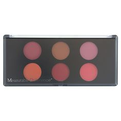 Measurable Difference Blush Kit : $4.99 + Free S/H (reg. $39.99)  http://www.mybargainbuddy.com/measurable-difference-blush-kit