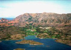 Island of Leka, Trøndelag, Norway.