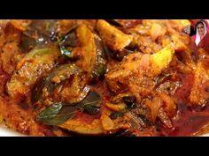 தயிர் கத்திரிக்காய் கிரேவி | Curd Brinjal Curry | Sherin's Kitchen - YouTube Brinjal Recipes Indian, Indian Food Recipes, Indian Foods, South Indian Food, Chicken Wings, Curry, Meat, Cooking, Storage Baskets