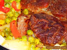 Romanian Food, Steak, Food And Drink, Cooking Recipes, Mariana, Chef Recipes, Steaks, Recipies
