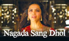 (Song for Navratri Garba) NAGADA SANG DHOL / #LeelasGarbaDance ♪♫ from upcoming Bollywood Film RAM LEELA with Deepika Padukone, Ranveer Singh, Dir  Music by Sanjay Leela Bhansali, Singers: Shreya Ghoshal  Osman Mir.