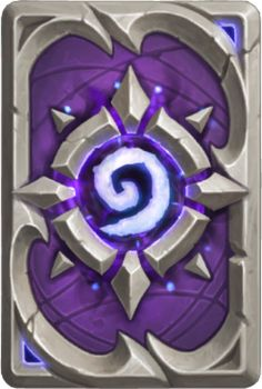 HearthStone Card Back - Call of the Light [ Promotional Event ]