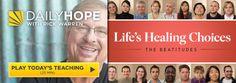 Don't Waste Your Pain - Devotional 9/12/14 by Rick Warren Daily Hope. 2 Corinthians 1:4-5