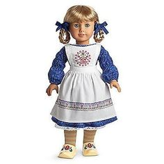 American-Girl-Kirstens-Baking-Outfit-Kirsten-NEW-NIB-Doll-Not-Included