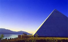Summerhill Pyramid Winery (British Columbia) ages their wines in a pyramid - with proven taste results. Visit Canada, O Canada, Canada Travel, Largest Countries, Countries Of The World, Caves, West Coast Canada, Beautiful Homes, Beautiful Places