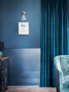 Mark Lewis Interior Design - Dorset living room