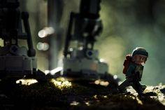 레고로 만든 '스타워즈'? | HuffPost Korea