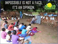 Children at Smile Foundation's Mission Education centre Naihati Prolife in North 24 Parganas district, West Bengal