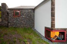 Ana Laura Vasconcelos, Fernando Guerra / FG+SG · Environmental Interpretation Centre in São Jorge Island