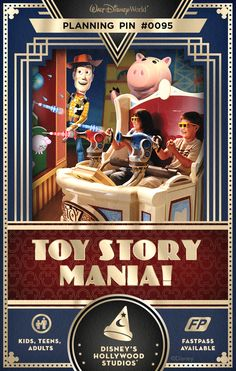 Ride and shoot moving targets at this midway-style, 4D shootin' game starring your favorite Toy Story character