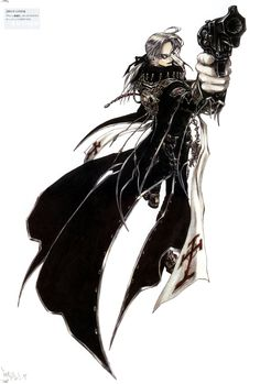 Trinity Blood - Abel Nightroad