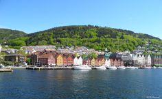 Exploring #Norway and beautiful #Bergen #fjords #wilderness #nature #mountains #Bryggen