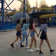 Imagen de asian, chingu, and girls