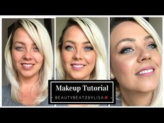 HOW TO | MAKEUP TUTORIAL | USING URBAN DECAY'S NAKED HEAT PALLETTE - YouTube