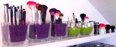 Sabrina's Make Up Diary: PINSEL-AUFBEWAHRUNG