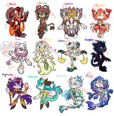AUCTION ENDS TODAY DECEMBER 2ND at midnight pacific time <3 if you placed an sb and no one has bided afterwards I will note you in regards to the adopt!! ;v; I will also contact holds due to aut...