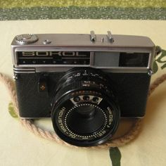 Sokol Automatic, Vintage Camera, Rangefinder Camera, Lomo Lomography USSR, Antique Photographer https://www.etsy.com/shop/MyBootSale?section_id=16514203&ref=shopsection_leftnav_7
