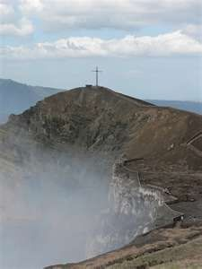 Managua, Nicaragua volcano ohhh! I can't help it but hike that old mountain once again!