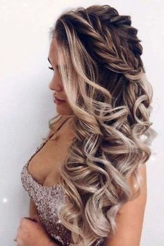 Braided Hairstyles Special event Looks 2020 Braided Half Up Hairstyle Braidedhairstyle Halfuphairstyle Braided Mohawk Hairstyles, Frontal Hairstyles, Chic Hairstyles, Box Braids Hairstyles, Bride Hairstyles, Sweet 16 Hairstyles, Amazing Hairstyles, Hairstyles Pictures, Elegant Hairstyles