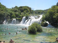 uhhh nationalparken Krka - Croatia
