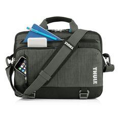 "Thule 15"" Stravan Deluxe Attache Laptop Bag - Apple Store (UK)"
