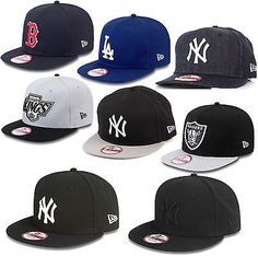brand new a6dfb 5343d New Era 9FIFTY New York Yankees Red Socks LA Kings Snapback Baseball Caps    Hats   Men s Accessories