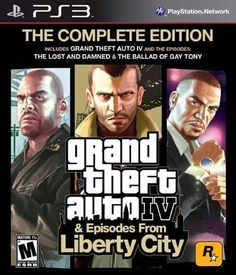 Take 2 Interactive PS3 - Grand Theft Auto IV: Complete