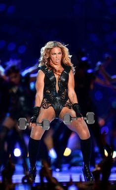 Beyoncé - Super bowl