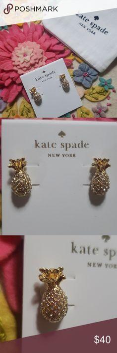 267b73102e969 45 Best Pineapple Earrings images in 2019 | Pineapple earrings ...