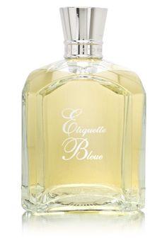 Étiquette bleue (bergamote, guimauve à la fleur d'oranger, ambre et vanille) - Parfums d'Orsay