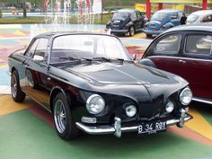 Vintage Volkswagen Indonesia: volkswagen type 34/sedan/karmann ghia razor edge