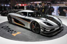 Cars - Koenigsegg One: 1 RHD : un seul exemplaire déjà mythique à consonance anglaise... - http://lesvoitures.fr/koenigsegg-one-1-rhd/
