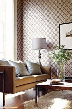 Thibaut Wallpaper Artisan Collection - Lisbon