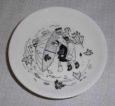 Tradera ᐈ Köp & sälj begagnat & second hand Finland, Decorative Plates, Essentials, Fat, Tableware, Design, Dinnerware, Tablewares