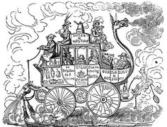 53 best classic steam carriages images steam engine james d arcy 1955 Lincoln Cars prophecy in caricature