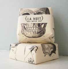 La Nuit - Embalagem / Packaging by Sweet Petula