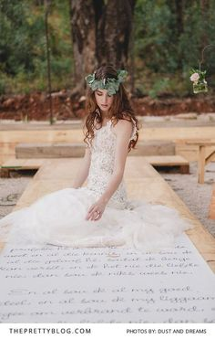 Vintage Styled Bride | Photography by Dust and Dreams | Styled Shoot | Bridal Gown by Catherine's Collection