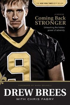 Free until Jan.21/15 When a potentially career-ending shoulder injury left quarterback Drew Brees without a team—and facing the daunting task of having to learn to throw a football all over again—coaches around the NFL wondered, Will he ever come back?