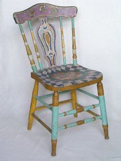 new mexican style painted furniture  Southwest and Beyond - Carved ...