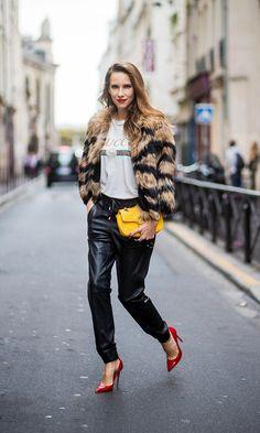 promo code cb47b e1d1a Streetwear Mode, Skinnbyxor, Modetrender, Dammode, Stadsmode, Gucci,  Jackor, Byxor