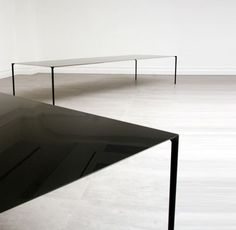 Surface Table by Terence Woodgate & John Barnard.