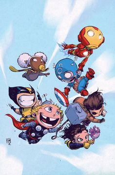 Skottie Young Art