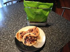 What you can do with It Works PROfit Protien powder! You can make brownies with the chocolate one too!