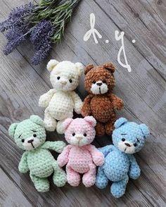 PDF Малыш Мишутка. Бесплатный мастер-класс, схема и описание для вязания плюшевой игрушки амигуруми крючком. Вяжем игрушки своими руками! FREE amigurumi pattern. #амигуруми #amigurumi #схема #описание #мк #pattern #вязание #crochet #knitting #toy #handmade #поделки #pdf #рукоделие #мишка #медвежонок #медведь #bear #teddy #teddybear #plush #плюшевый #зефирный