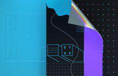 Dyne Branding | Abduzeedo Design Inspiration