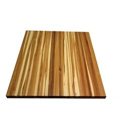 Hickory Butcher Block Countertops Edge Grain Mccluretables Cooking Chopping Cutting Dicing